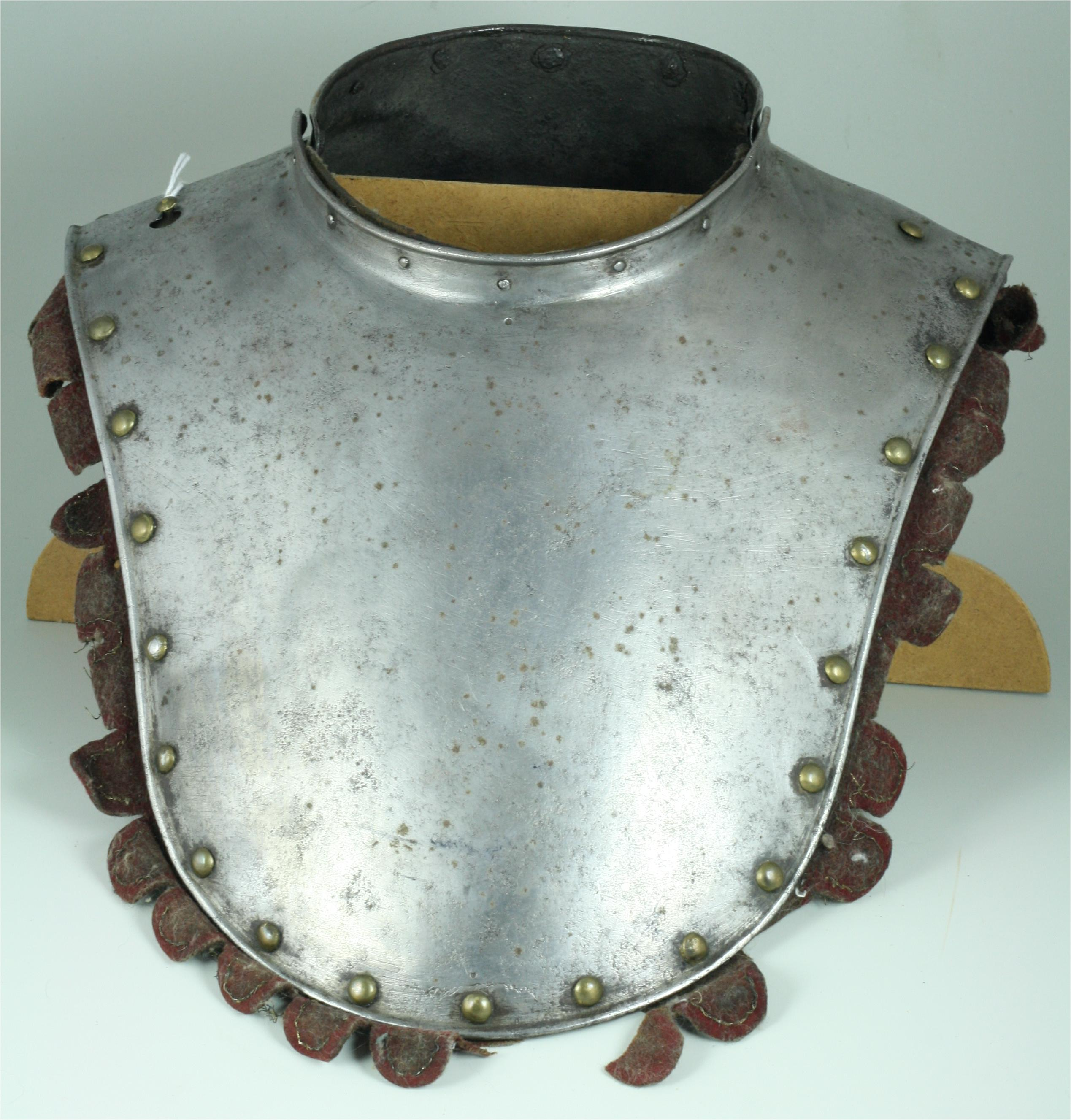 Gorget - A-261-front