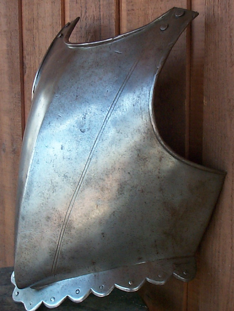 Breastplate - A-79-profile