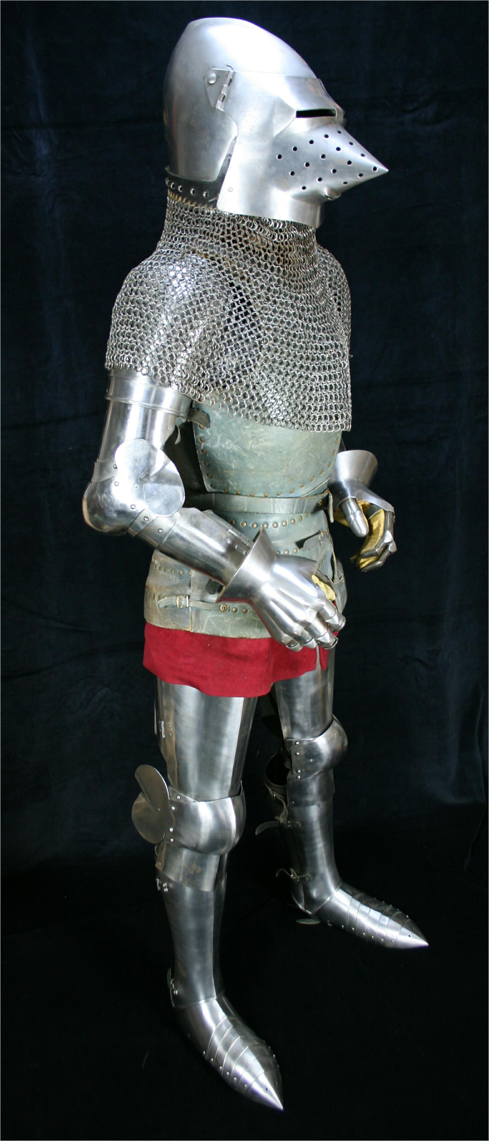 Reproduction Armour - BreenAngle