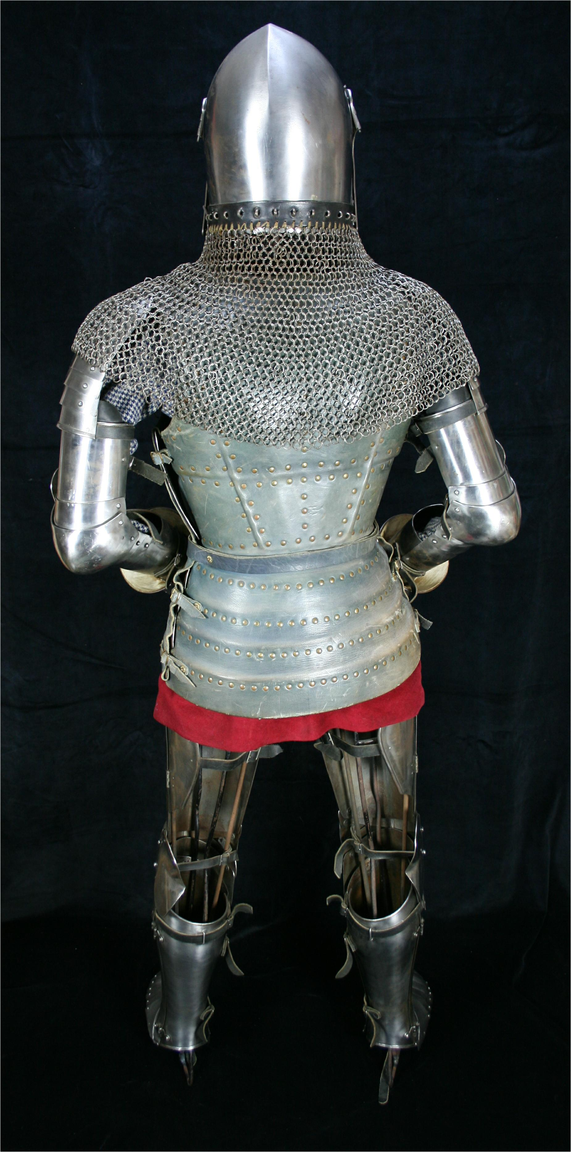 Reproduction Armour - BreenBack