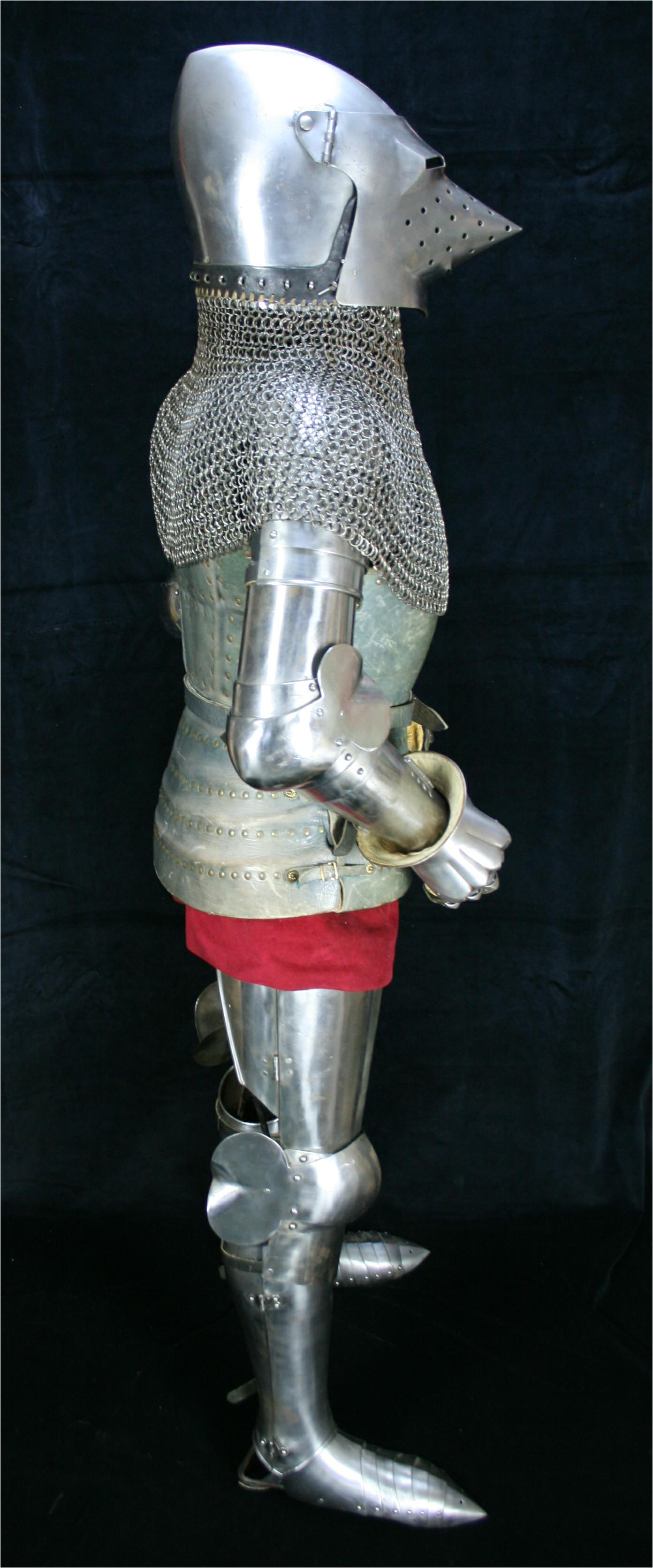 Reproduction Armour - BreenSide