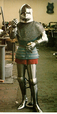 Reproduction Armour - breen