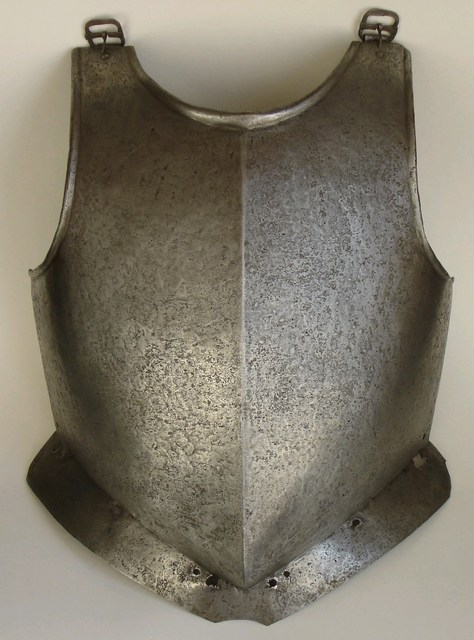 German/Austrian (possibly Gratz) Breastplate