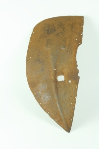 Shaffron Cheek Plate.