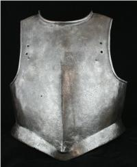 English Breastplate