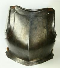 German Breastplate