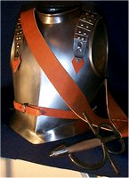 Cuirass and Sword