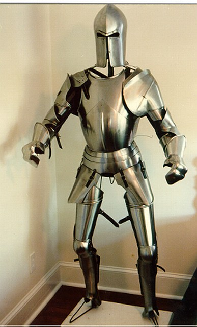 reproduction armour